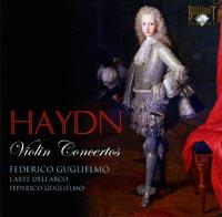 JOSEPH HAYDN 1732 1809 Violin Concertos In C Hob VIIA1 G VIIA4 A VIIA3